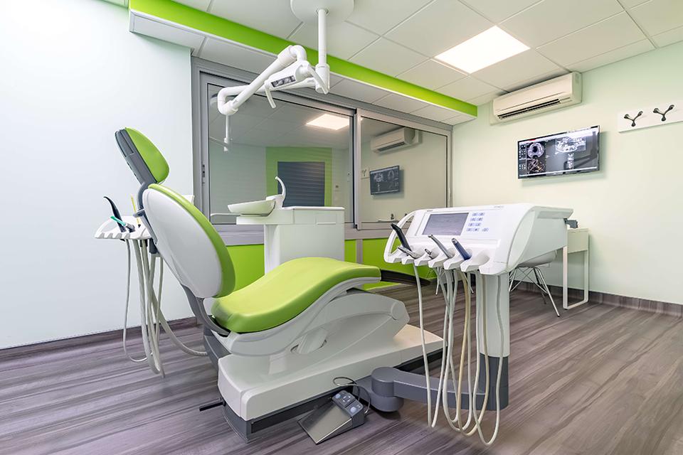 Espace de soins dentaires - Dentiste Orléans