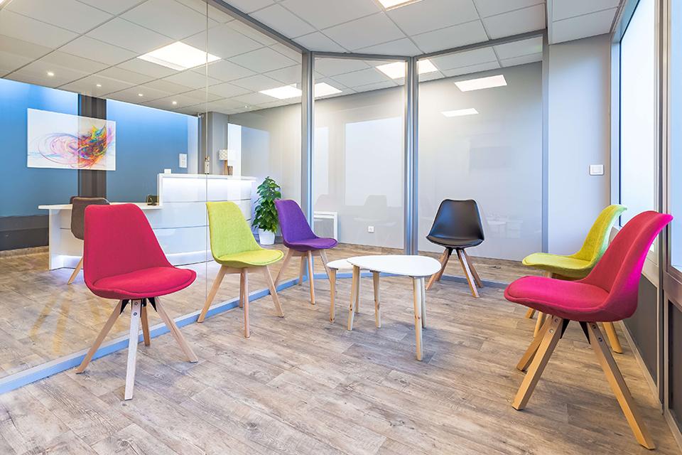 Salle d attente - Dentiste Orléans